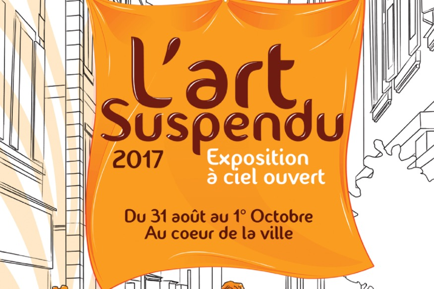 L'art suspendu 2017